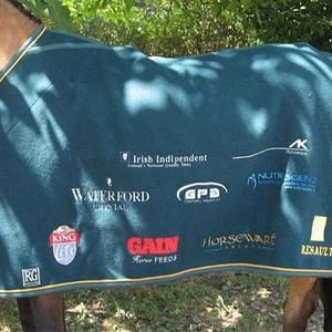 Custom Horse Apperal
