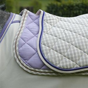 Custom Saddle Cloths & Accessories