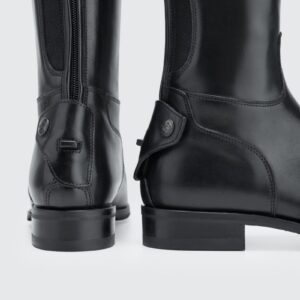 CLASSIC | Laced Boots - 100 / Men - Smooth Black