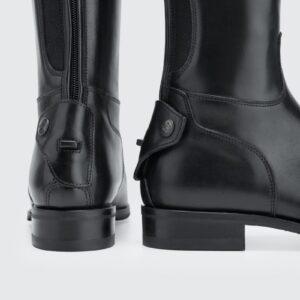 CLASSIC | No Laces Top Trim - 201 / Men - Smooth Black