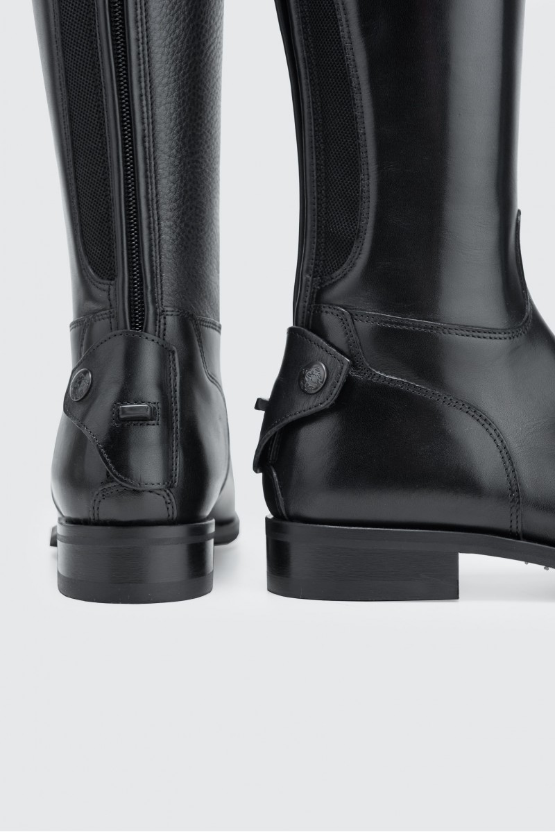 CLASSIC   Laced Top Trim, LEG GRIP - 801 / Men - Smooth Black